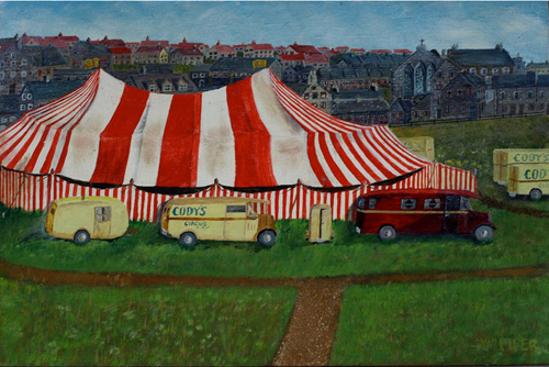 Circus comes to town